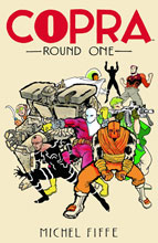 Image: Copra Round One Vol. 01 SC  - Bergen Street Press