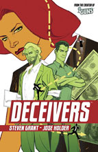Image: Deceivers Vol. 01 SC  - Boom! Studios