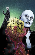 Image: Clive Barker's Hellraiser: Bestiary #5 (variant incentive cover - Villanelli) (15-copy) - Boom! Studios