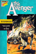 Image: Avenger Special 2014: The Television Killers  - Dynamite