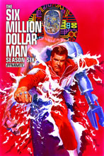 Image: Six Million Dollar Man: Season 6 SC  - Dynamite