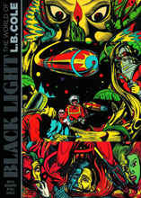 Image: Black Light: The World of L.B. Cole SC  - Fantagraphics Books