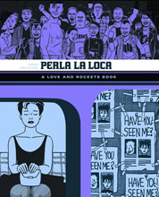 Image: Love & Rockets Library Jaime Vol. 03: Perla La Loca GN  (new printing) - Fantagraphics Books