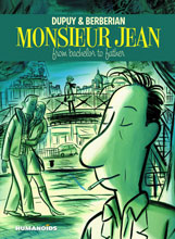 Image: Monsieur Jean: From Bachelor to Father HC  - Humanoids Inc
