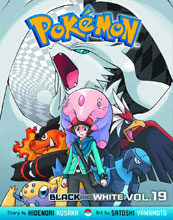 Image: Pokemon: Black and White Vol. 19 SC  - Perfect Square
