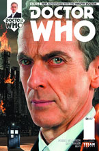 Image: Doctor Who: 12th Doctor #4 (photo variant incentive cover) (10-copy) - Titan Comics