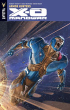 Image: X-O Manowar Vol. 07: Armor Hunters SC  - Valiant Entertainment LLC