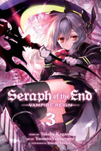 Image: Seraph of End: Vampire Reign Vol. 03 GN  - Viz Media LLC