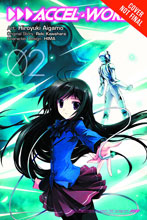 Image: Accel World Vol. 02 SC  - Yen Press