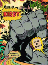 Image: Kirby: King of the Comics HC  (new printing) - Abrams