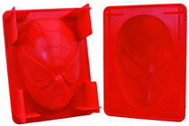 Image: Marvel Gelatin Mold: Spider-Man  -