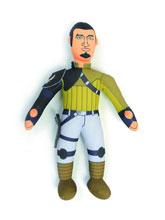 Image: Star Wars Rebels Super Deformed Plush: Kanan  -