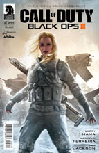 Image: Call of Duty: Black Ops III #2 - Dark Horse Comics