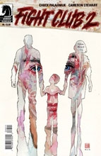 Image: Fight Club 2 #8 (regular cover - Mack) - Dark Horse Comics