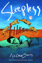 Image: David Chelsea's 24 Hour Comics Vol. 02: Sleepless and Other Stories HC  - Dark Horse Comics