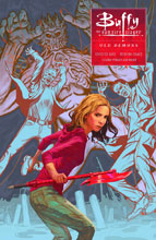 Image: Buffy the Vampire Slayer Season 10 Vol. 04: Old Demons SC  - Dark Horse Comics
