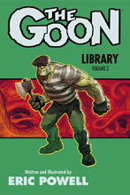 Image: Goon Library Vol. 02 HC  - Dark Horse Comics