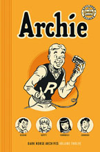 Image: Archie Archives Vol. 12 HC  - Dark Horse Comics