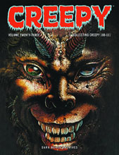 Image: Creepy Archives Vol. 23 HC  - Dark Horse Comics