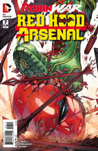Image: Red Hood / Arsenal #7 (Robin War) - DC Comics