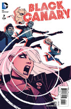 Image: Black Canary #7 - DC Comics