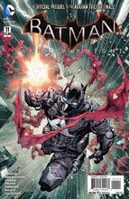 Image: Batman: Arkham Knight #11 - DC Comics