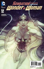 Image: Sensation Comics Featuring Wonder Woman #17 - DC Comics