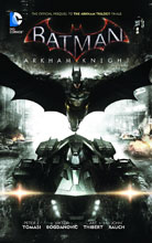 Image: Batman: Arkham Knight Vol. 01 SC  - DC Comics