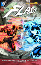 Image: Flash Vol. 06: Out of Time SC  - DC Comics