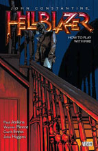 Image: John Constantine, Hellblazer Vol. 12: How to Play with Fire SC  - DC Comics - Vertigo