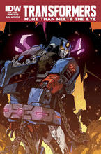 Image: Transformers: More Than Meets Eye #48 - IDW Publishing