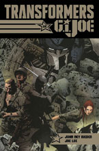 Image: Transformers / G.I. Joe: Tyrants Rise, Heroes Are Born SC  - IDW Publishing