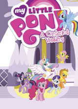 Image: My Little Pony: A Canterlot Wedding SC  - IDW Publishing