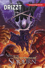 Image: Dungeons & Dragons: The Legend of Drizzt Vol. 03: Sojourn SC  - IDW Publishing