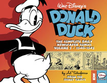 Image: Walt Disney's Donald Duck: The Daily Newspaper Comics Vol. 02: 1940-1942 HC  - IDW Publishing