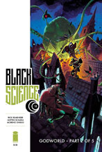 Image: Black Science #18 - Image Comics
