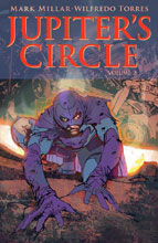 Image: Jupiter's Circle Vol. 2 #2 (cover A - Sienkiewicz) - Image Comics