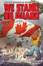 Image: We Stand on Guard #6 - Image Comics