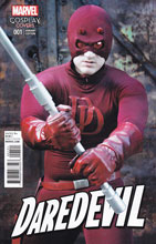 Image: Daredevil #1 (Cosplay variant cover - 00121) - Marvel Comics