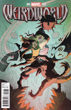 Image: Weirdworld #1 (Rhodes variant cover - 00131) - Marvel Comics