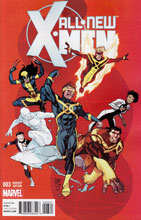Image: All-New X-Men #3 (Ferry variant cover - 00321) - Marvel Comics