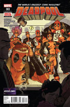 Image: Deadpool #3 - Marvel Comics