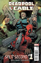 Image: Deadpool & Cable: Split Second #1 - Marvel Comics