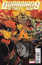 Image: Guardians of the Galaxy #3 (Asrar variant cover - 00341) - Marvel Comics