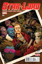 Image: Star-Lord #2 - Marvel Comics