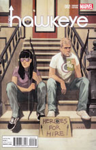 Image: All-New Hawkeye #2 (Noto variant cover - 00231) - Marvel Comics