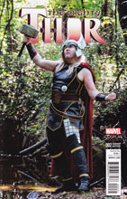 Image: Mighty Thor #2 (Cosplay variant cover - 00231) - Marvel Comics