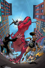 Image: Moon Girl and Devil Dinosaur #2 - Marvel Comics