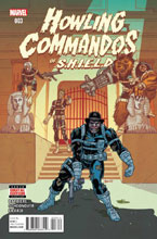 Image: Howling Commandos of S.H.I.E.L.D. #3 - Marvel Comics