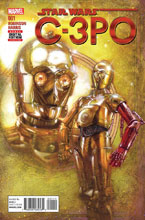 Image: Star Wars Special: C-3PO #1 - Marvel Comics